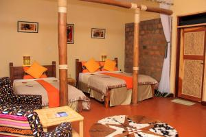 Lake Mulehe Gorilla Lodge, Chaty  Kisoro - big - 6