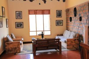 Lake Mulehe Gorilla Lodge, Chaty  Kisoro - big - 22