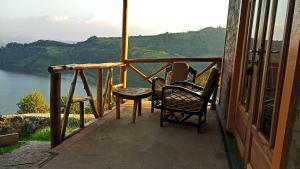 Lake Mulehe Gorilla Lodge, Chaty  Kisoro - big - 20