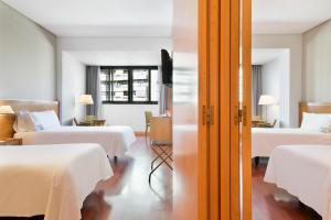 Tryp Málaga Alameda Hotel, Отели  Малага - big - 11