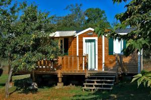 Camping Padimadour, Kempingek  Rocamadour - big - 33