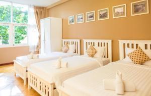 Feung Nakorn Balcony Rooms and Cafe, Hotely  Bangkok - big - 4