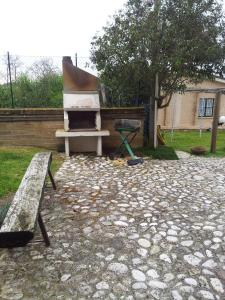 Agriturismo Casa degli Archi, Bauernhöfe  Lapedona - big - 30
