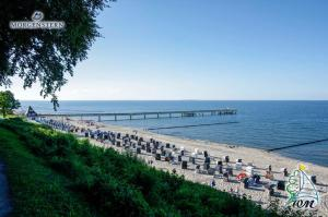 Hotel Wald & Meer, Hotely  Ostseebad Koserow - big - 76