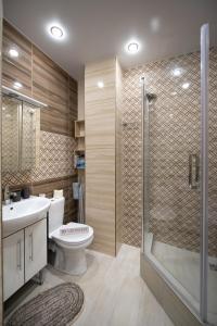 Apartamenty LIuKS na ul. Kuvshinok, 8a, Apartments  Adler - big - 5