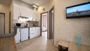 Apartamenty LIuKS na ul. Kuvshinok, 8a, Apartments  Adler - big - 9