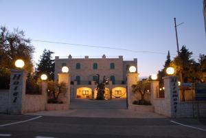 Hotel Miramonti, Szállodák  Selva di Fasano - big - 23