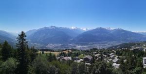 Hotel Restaurant le Mont Paisible Supérieur - Crans-Montana