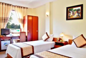 Bao Khanh Hotel, Hotely  Hanoj - big - 26