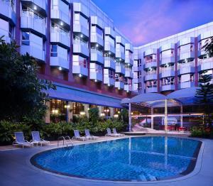 Le Meridien Bangalore, Hotely  Bangalore - big - 49
