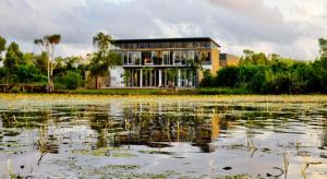 Villa 14 Bolgoda, Виллы  Панадуру - big - 1