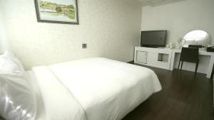 Residence Mumum Hotel, Szállodák  Puszan - big - 6