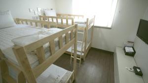 Residence Mumum Hotel, Szállodák  Puszan - big - 36