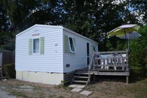 Camping La Venise Du Bocage, Campsites  Nesmy - big - 10