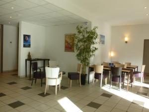 Appart'hôtel - Résidence la Closeraie, Residence  Lourdes - big - 46