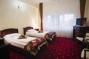 Hotel Capitol, Отели  Яссы - big - 15