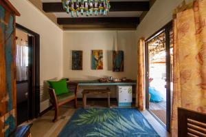 Villas des Alizes, Prázdninové domy  Grand'Anse Praslin - big - 37