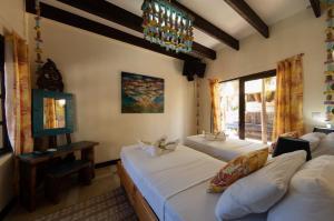 Villas des Alizes, Holiday homes  Grand'Anse Praslin - big - 43