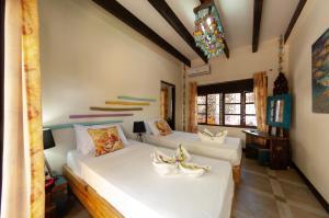 Villas des Alizes, Prázdninové domy  Grand'Anse Praslin - big - 39
