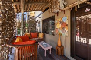 Villas des Alizes, Prázdninové domy  Grand'Anse Praslin - big - 40