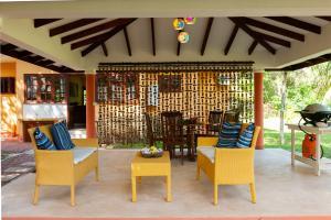 Villas des Alizes, Prázdninové domy  Grand'Anse Praslin - big - 42