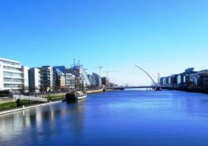 IFSC Dublin City Apartments by theKeyCollection, Apartmanok  Dublin - big - 24