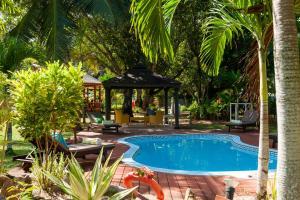 Villas des Alizes, Prázdninové domy  Grand'Anse Praslin - big - 43