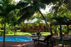 Villas des Alizes, Prázdninové domy  Grand'Anse Praslin - big - 44