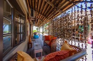 Villas des Alizes, Prázdninové domy  Grand'Anse Praslin - big - 45