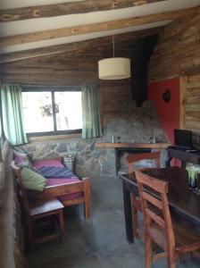 Mil Piedras Cabins, Лоджи  Potrerillos - big - 9