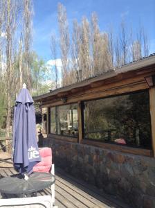 Mil Piedras Cabins, Лоджи  Potrerillos - big - 10