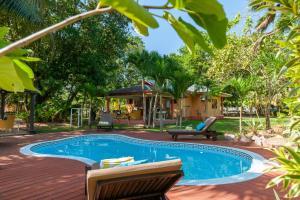 Villas des Alizes, Prázdninové domy  Grand'Anse Praslin - big - 46