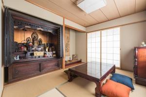 AH House in Shinmachi 2478, Ferienwohnungen  Kyoto - big - 45