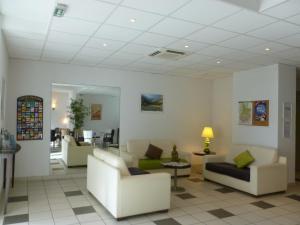 Appart'hôtel - Résidence la Closeraie, Residence  Lourdes - big - 45