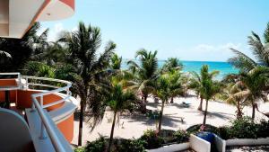 Apartahotel Caribe Paraiso, Апарт-отели  Хуан-Долио - big - 32