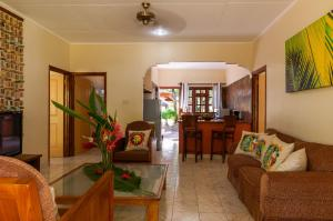 Villas des Alizes, Prázdninové domy  Grand'Anse Praslin - big - 51