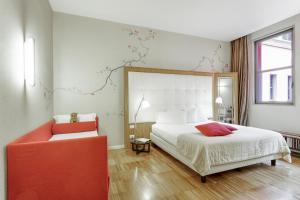 Italiana Hotels Milan Rho Fair, Szállodák  Rho - big - 7