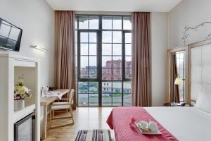 Italiana Hotels Milan Rho Fair, Szállodák  Rho - big - 3