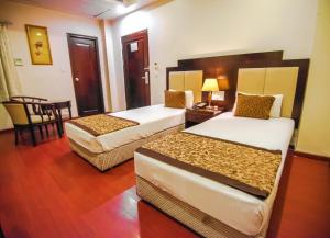 Gold Leaf Hotel, Hotel  Udaipur - big - 16