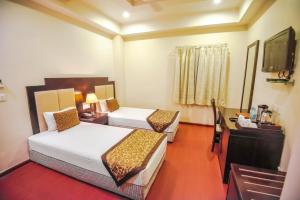 Gold Leaf Hotel, Hotel  Udaipur - big - 17