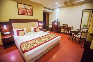 Gold Leaf Hotel, Hotel  Udaipur - big - 29