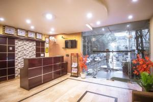 Gold Leaf Hotel, Hotel  Udaipur - big - 26