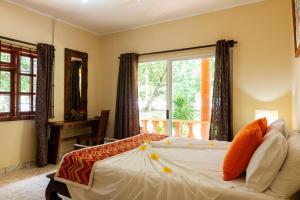 Villas des Alizes, Prázdninové domy  Grand'Anse Praslin - big - 53