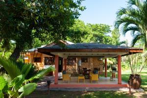 Villas des Alizes, Prázdninové domy  Grand'Anse Praslin - big - 54