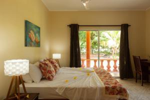 Villas des Alizes, Prázdninové domy  Grand'Anse Praslin - big - 55