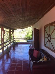 Pousada Seriema e Camping, Affittacamere  Cunha - big - 94