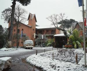 Bela Vista Parque Hotel, Hotely  Caxias do Sul - big - 42
