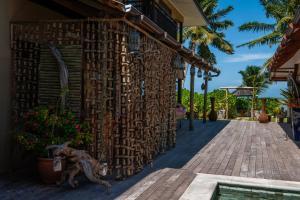 Villas des Alizes, Prázdninové domy  Grand'Anse Praslin - big - 66