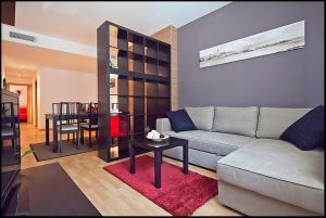 3ベッドルームアパートメント プライベートテラス付