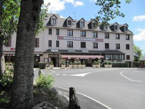 Logis Hotel Des Rochers, Hotely  Marvejols - big - 17